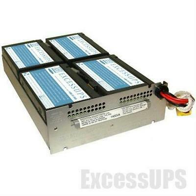 Su1400Rm2U - Replacement Battery Cartridge For Apc Smart-Ups 1400 Rm 2U