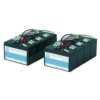New Ups Battery Pack For Apc Smart-Ups Pack 2200Va Rackmount 3U Su2200Rm3U