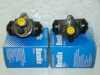 Cylindres de roue FIESTA XR2i - RS 1.6 TURBO - RS1600 TURBO 6187602 - 89FB2261EA