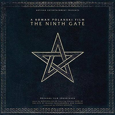 OST-The Ninth Gate (2LP)  VINYL NEU