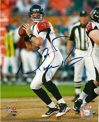 Atlanta Falcons Matt Ryan Autographed Signed 8x10 Photo COA SIX
