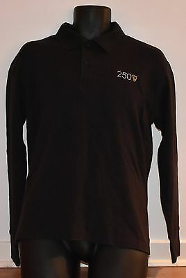 RARE BLACK GUINNESS BEER 250th ANNIVERSARY LONG SLEEVE T-SHIRT FREE SHIPPING