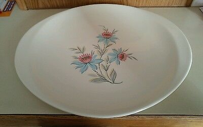 Fairlane Oval Platter By Steubenville Pottery Co. Made In USA 13 inch