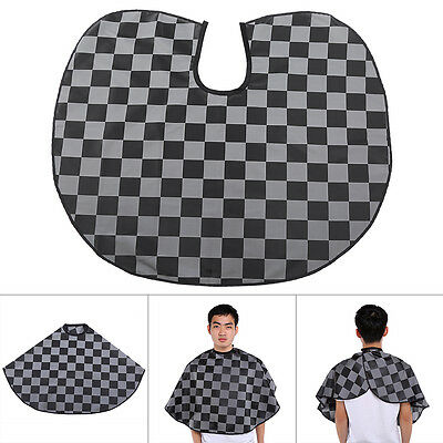 Waterproof Haircut Cutting Hairdressing Gown Barber Cape Bib  Apron Cloth DH