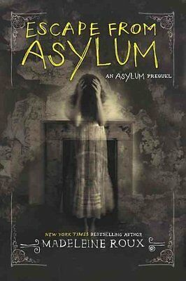 Escape from Asylum by Madeleine Roux 9780062490155 (Paperback, 2016)