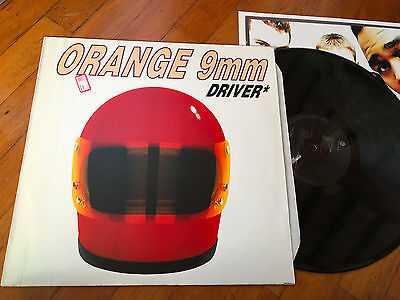 LP Germany 1995  Orange 9mm – Driver Not Included