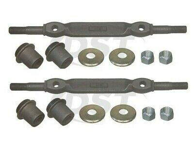Buick Chevrolet GMC Set of 2 Front Upper Control Arm Bushings and Shafts MOOG