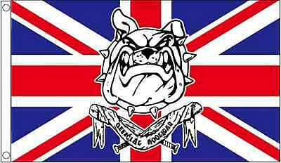 5' x 3' FLAG British Bulldog Union Jack Official Hooligan 150x90cm Flags ft New