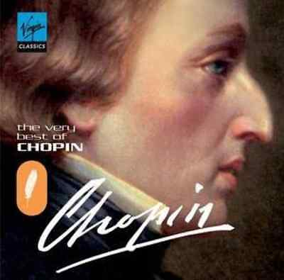The Very Best of Chopin  CD NEW