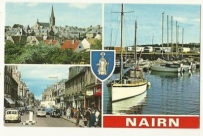 Nairn - a photographic multiview postcard