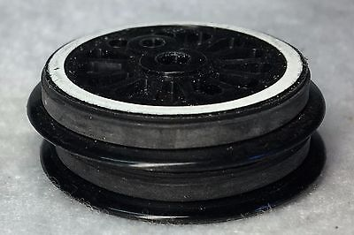 AMERICAN FLYER 2- XA14A913 Plastic Pul-Mor Wheels with Tires NOS