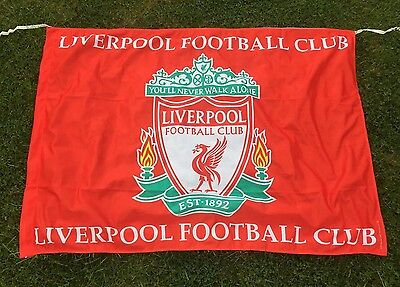 Liverpool Fc Official Flag