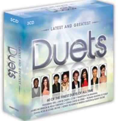 Various Artists-Duets  CD / Box Set NEW