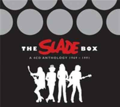 Slade-The Slade Box  CD / Box Set NEW