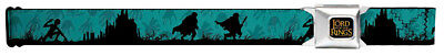 LOTR Hobbit Fantasy Movie Hobbit Shadows Seatbelt Belt
