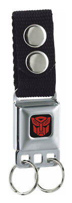 Transformers Animated TV Series Red Autobot Logo Key Chain