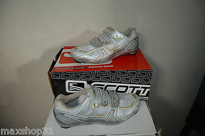 Chaussure Velo Scott Road Cyclisme Taille 36 Neuf Cycling Shoes /scarpa/