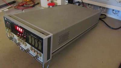 HP 8116A Pulse Function Generator 50MHz Frequenzgenerator