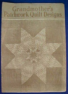 30 Vintage 1930s  Era Quilt Patterns Templates Book Fabric Sewing Quilters