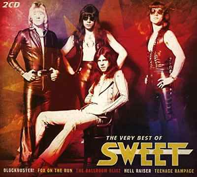 The Sweet-The Sweet - The Very Best Of  CD NEW