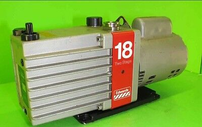 Edwards E2M18 High Vacuum Pump 230- SERVICED•WARRANTY•FREE DELIVERY•£745.00
