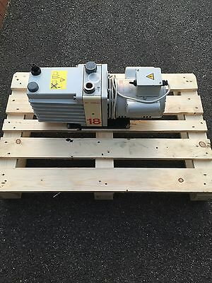 Edwards E1M18 High Vacuum Pump 230- SERVICED•WARRANTY•FREE DELIVERY•£649.95