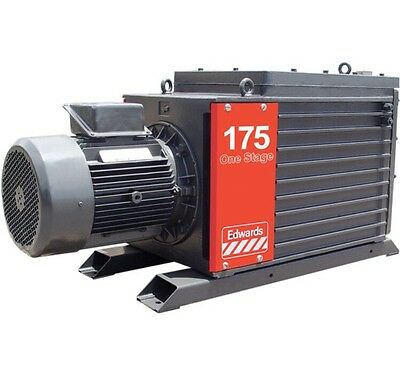 Vacuum Pump- Edwards E1M175 & MF100 Exhaust Filter- OFFERS WELCOME- FREE POST