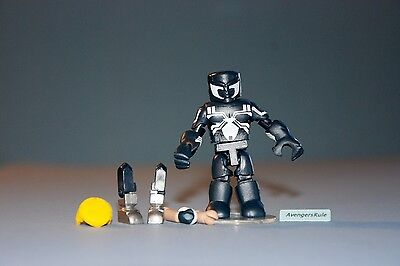MiniMates Marvel Now! Series 1 Venom Space Knight
