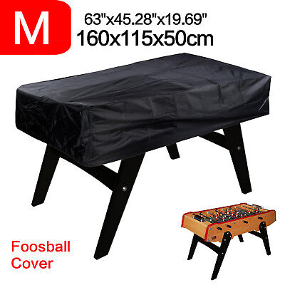 300D Oxford Cloth Heavy Foosball Billiard Table Cover Outdoor Waterproof Dust