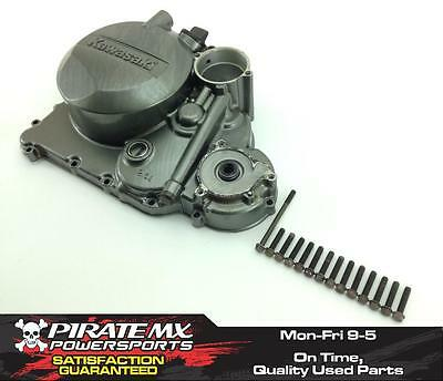 Engine Clutch Cover From 2006 Kawasaki KLR 650 #19