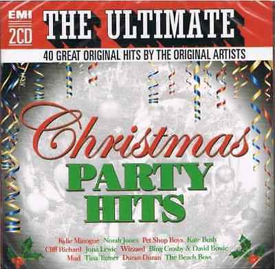 Various Artists-Christmas Party Hits  CD NEW