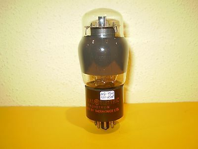 1 X 6V6G-General Electric-Used-Tested- Tube.