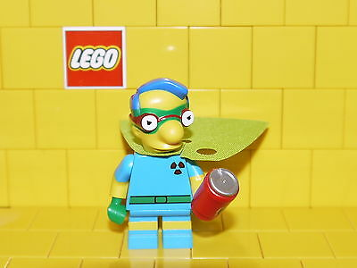 """GENUINE LEGO MINIFIGURES FROM SIMPSONS MILHOUSE AS FALLOUT BOY /""""SERIES 2/"""""""