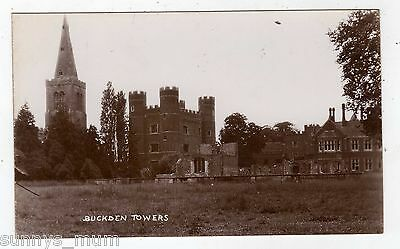 Huntingdonshire, Buckden Towers, Rp