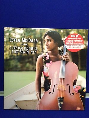 NEW Sealed Jazz Vinyl LP Leyla McCalla A Day for the Hunter, A Day for the Prey