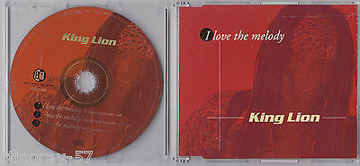 King Lion: I Love The Melody Maxi-Cd