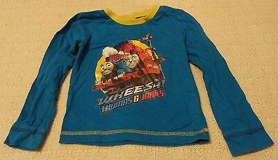 """Thomas & Friends"" Baby Boys Blue Pyjama Top 12-18 Months"