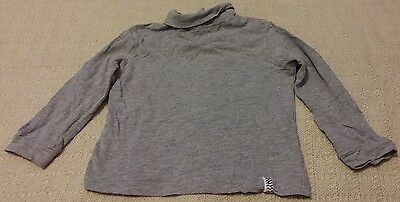"""Zara"" Baby Boys Grey Top 12-18 Months"