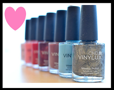 New Cnd Vinylux Weekly Nail Polish Lacquer U Pick Color Creative