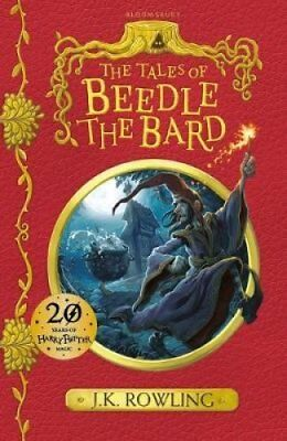 The Tales of Beedle the Bard by J. K. Rowling (Paperback, 2017)
