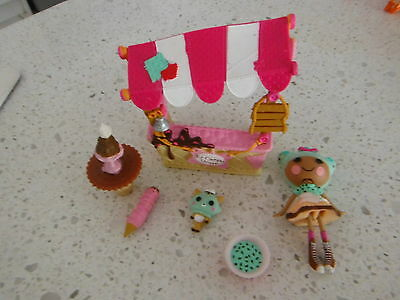 Lalaloopsy Scoop Serves Icecream  Set Guc