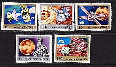 Hungary 1974 - Mars Project Issues  CTO