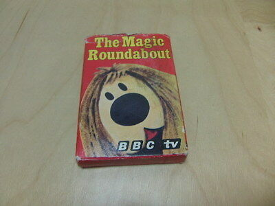 Magic Roundabout – Card Game made in Hong Kong for Whitman 1976 bbc tv