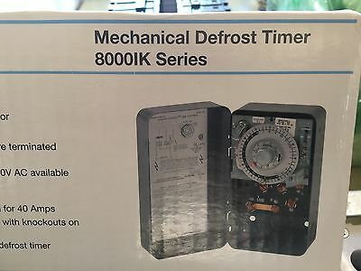 Paragon Mechanical Defrost Timer 8000IK Series 8145-20 Ice Kold