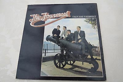 The Fourmost - First And Fourmost 1982 20 Track Vinyl Lp