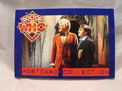 Doctor Who Postcard Collection