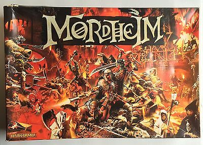 Mordheim City of the Damned GW Games Workshop Warhammer - Some Unpunched