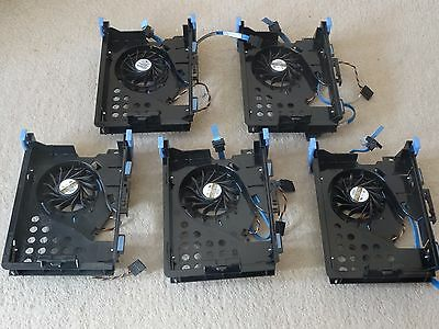 Dell Optiplex x5 Lot 740 745 755 760 780 HARD DRIVE Caddy Fan NY290 NH645 Joblot