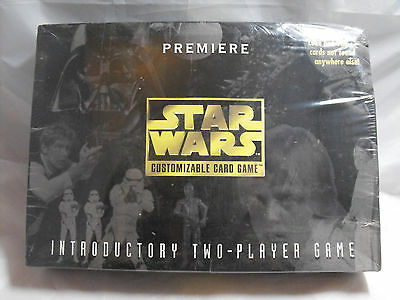 Star Wars Ccg Introductory Two-Player Game