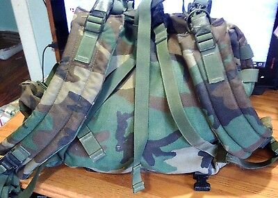 Specialty Defense Systems Medic Bag Style 4150  ~ With Attachments  Camo